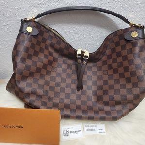 authentic Louis Vuitton Duomo hobo bag
